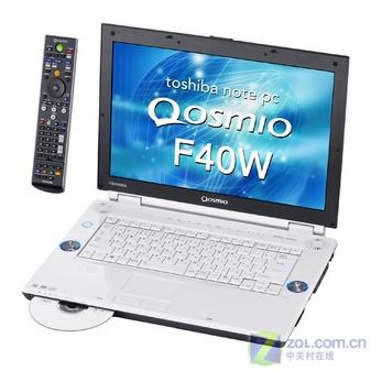 迅驰四版东芝Qosmio F40笔记本推出
