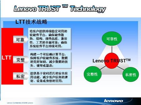 LTT技术