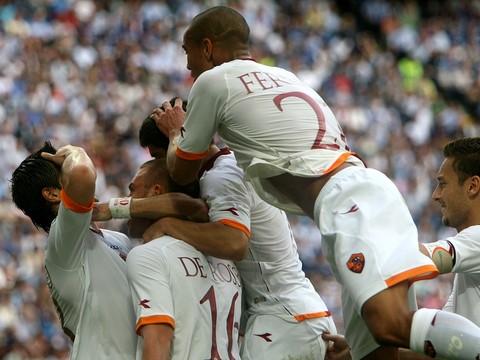 Top8 国际米兰 1-3 罗马