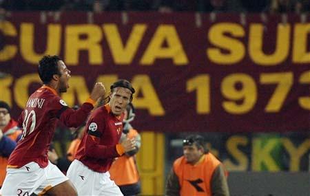 Top7 罗马 4-0 巴勒莫
