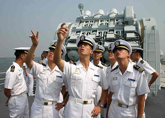 中韩两国开通军事热线引起美日等国高度关注