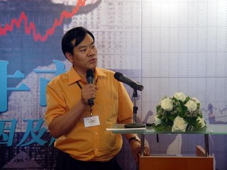 图:梅菲特(北京)涂料有限公司董事长 喻恒