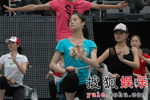 北京舞蹈学院古典舞系05级