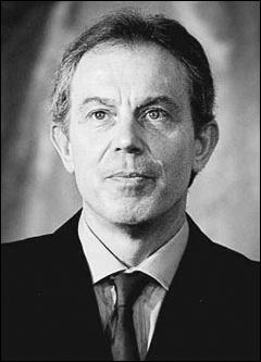 英国首相布莱尔