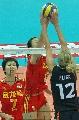 图文:宁波站中国3比0荷兰 网上激烈争夺