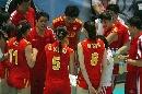 图文:宁波站中国3比0荷兰 陈忠和指导