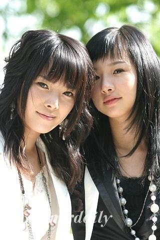 女子二人组合2NB