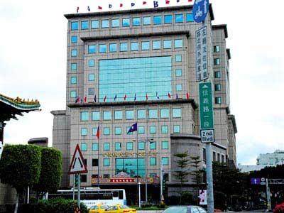 """""""中国""""国民党,真要变成""""台湾国民党""""了吗?图为中国国民党中央党部"""
