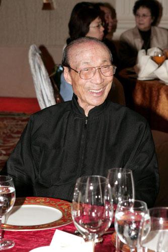 邵逸夫(资料图片)