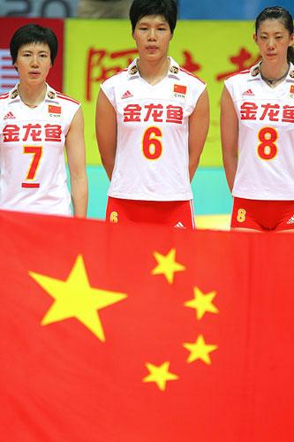 奏中国国歌