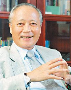 统一集团总裁林苍生。(台湾《联合报》图片)