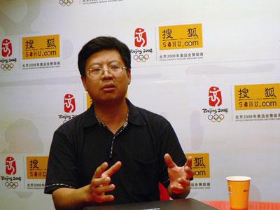 图:刘俊海谈打击股市内幕交易