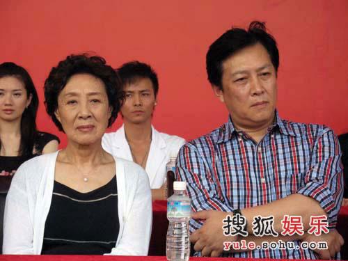 王玉梅与唐国强演母子