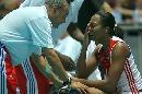 图文:中国女排3-2古巴夺冠 拉米雷斯痛极而泣