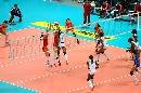 图文:中国女排3-2古巴夺冠 网上争夺异常激烈
