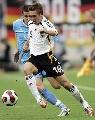 图文:[欧预赛]德国VS圣马力诺 拉姆边路狂奔