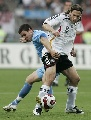 图文:[欧预赛]德国6-0圣马力诺 弗林斯护球
