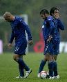 图文:[欧预赛]法罗群岛1-2意大利 定位球战术