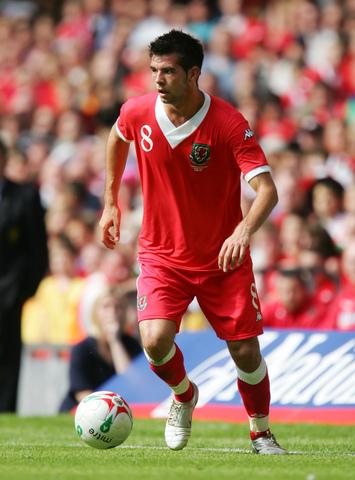图文:[欧预赛]威尔士0-0捷克 莱德利意气风发