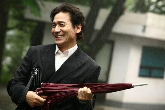 大钟奖最佳男主角提名— 安圣基《广播明星》