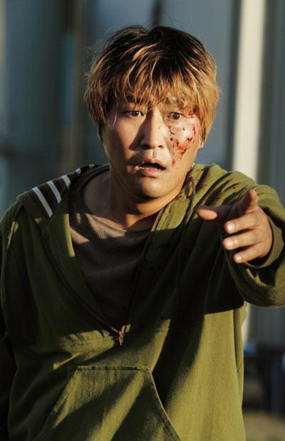 大钟奖最佳男主角提名— 宋康昊《怪物》