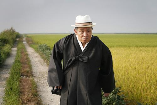 大钟奖最佳男主角提名— 李大根《李大根的一家》