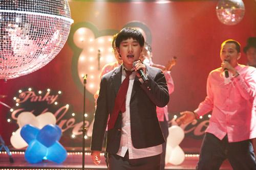 最佳男新人提名— 柳德焕《少年壮士麦当娜》