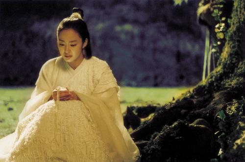 第44届大钟奖最佳女新人提名— 金泰希《中天》