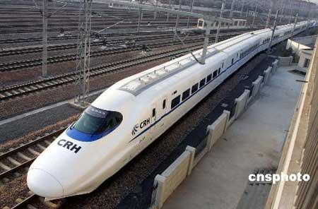 中国高速列车到底是不是中国造?(图)图片