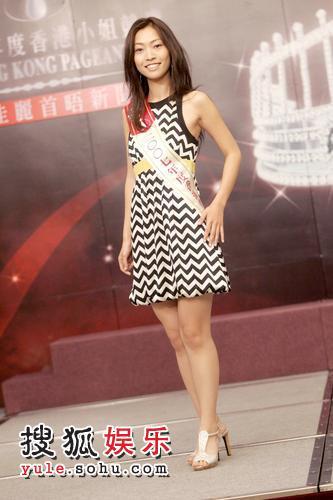 2007香港小姐16位候选佳丽首亮相 -  16号郑慧贞