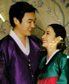 韩彩英结婚