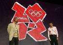 图文:2012会徽揭晓 塞巴斯蒂安科与穆里尼奥