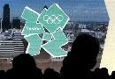 图文:伦敦2012年奥运会徽揭晓 绿色会徽展示
