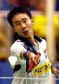 图文-马来西亚羽球名将李宗伟 2003年初出茅庐