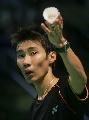 图文-马来西亚羽球名将李宗伟 中国队主要对手