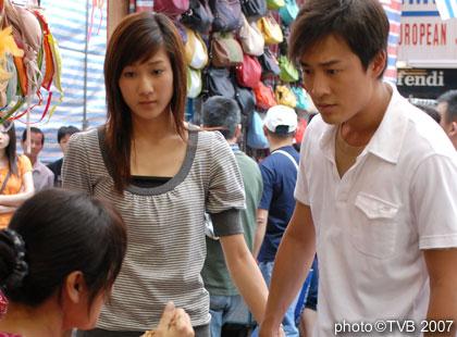 图:TVB剧《溏心风暴》精彩剧照— 1