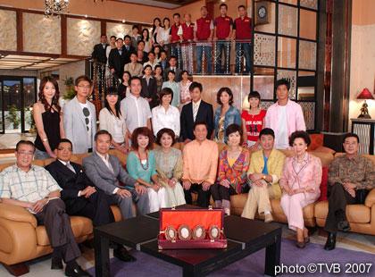 图:TVB剧《溏心风暴》精彩剧照— 19