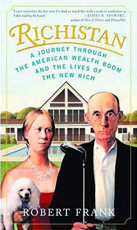 美国作家弗兰克新书的封面。