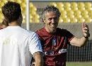 图文:[欧预赛]意大利备战立陶宛 多纳多尼轻松