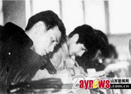 最终参加1977年高考的考生一共有570万人