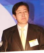 三星电子情报通信总括总裁兼CEO崔志成致辞