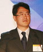 三星电子全球体育事务及公关副总裁权桂贤致辞