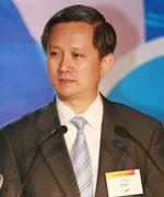 三星电子常务董事无线部中国总经理周晓阳致辞