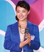 图:三星电子奥运形象大使刘璇