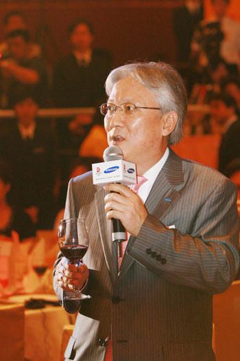 三星电子大中华区总裁朴根熙