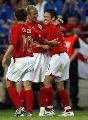 图文:英格兰3-0爱沙尼亚 英格兰三大金童