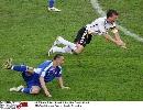 图文:德国2-1斯洛伐克 施耐德飞跃对手