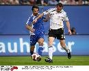 图文:德国2-1斯洛伐克 梅策尔德被迫乌龙