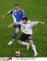 图文:德国2-1斯洛伐克 特洛肖夫斯基的舞步