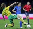 图文:立陶宛0-2意大利 皮尔洛仍是中场发动机